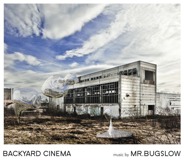 BACKYARD CINEMA Cover